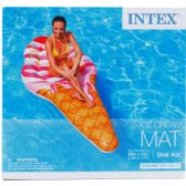 """6 of 88""""x42"""" ICE CREAM MAT IN COLOR BOX, DSGN FOR ADULTS"""