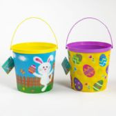 24 of Easter Bucket W/lenticular