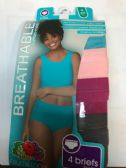 720 of Fruit Of The Loom Women's Underwear Pallet Deal