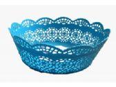 160 of Plastic Blue Fruit Basket