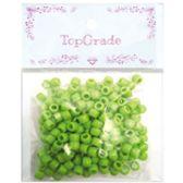 96 of Acrylic Bead Green