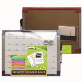 24 of Magnetic Dry Erase Board With Marker
