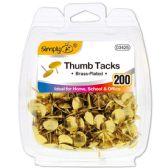 96 of Gold Thumb Tack