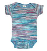 24 of Infant Assorted Stripes Onesie, Size L