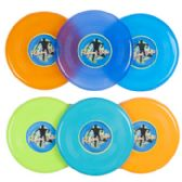 72 of Assorted Colors Flying Disc