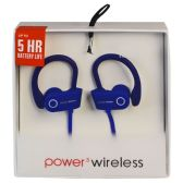 6 of POWER 3 WIRELESS BLUE