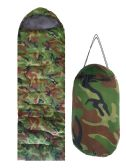 12 of ADULTS SLEEPING BAG CAMOUFLAGE PRINT
