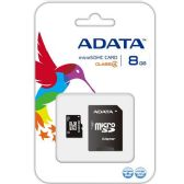 12 of ADATA 8G MEMORY CARD