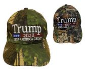 24 of Wholesale Baseball Hat Trump 2020 Keep America Great