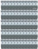 120 of Yacht & Smith Wholeasle Womens Tube Socks, Womens Cotton Referee Sport Socks - 9-11 - Gray - 120 Packs