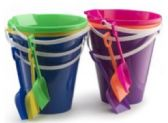 48 of 9 Inch Pail And Shovel Set