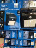 24 of Solar Power Light Motion Sensor, Indoor Outdoor Use