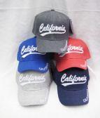 "36 of Kid's ""California"" Base Ball Cap"