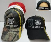 36 of Route 66 Hat