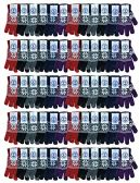 60 of Yacht & Smith Wholesale Bulk Winter Thermal Gloves