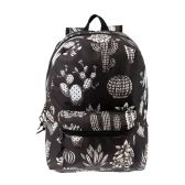 "24 of 17"" Kids Classic Padded Backpacks in CACTUS Prin"