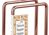12 of Heavy Duty Copper Napkin Holder