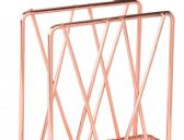 12 of Rose Gold Napkin Holder