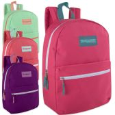 24 of Trailmaker Classic 17 Inch Girls Backpack