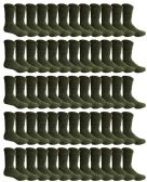 120 of Yacht & Smith Men's Army Socks, Military Grade Socks Size 10-13 (120)
