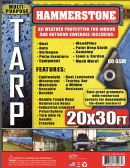 5 of Light Weight TARPS Blue