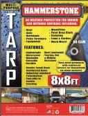 50 of Light Weight TARPS Blue