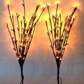 20 of Garden Light Willow Branch 60 LED Tree Light