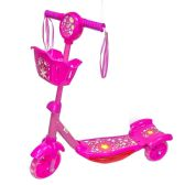 6 of Toy Bike Scooter Pink