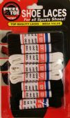 36 of 8 Pack Assorted Color Shoe Laces
