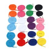 72 of 54 Inch Assorted Colors  Sneakers And Casual Shoes Shoe Lace