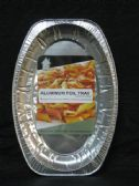 72 of Aluminum Oval Plate Container