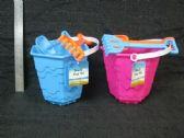 48 of 3 Piece Plastic Beach Toy set
