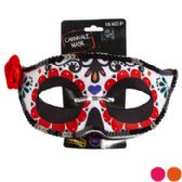72 of Day Of The Dead Carnivale Mask
