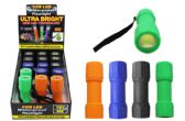 15 of COB LED WATERPROOF FLOATING FLASHLIGHT ULTRA BRIGHT