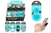 60 of COLLAPSIBLE PHONE GRIP ASSORTED COLOR