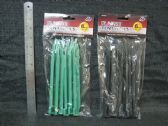 48 of Plastic Nylon Tent Pegs