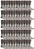 120 of Yacht & Smith Mens Cotton Thermal Crew Socks, Cold Weather Boot Sock Shoe Size 8-12