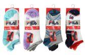 48 of FeatFila No Show Socks 3 Pair