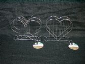 36 of NAPKIN HOLDER BUTTERFLY HEART