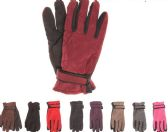 72 of Womens Thermal Lining Gripper Palm Ski Gloves