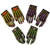 48 of Day Of The Dead Gloves