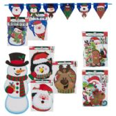 48 of Christmas Paper Decor Banner