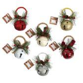48 of Jingle Bell Ornament Door Hanger