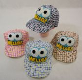 36 of Toddler Ball Cap [HELLO]