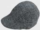 36 of Men's Plaid Ivy Cap