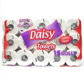 30 of Daisy 2 Ply Paper Towel 80 Sheets