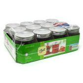 12 of Canning Jar Half Pint Regular Mouth Ball