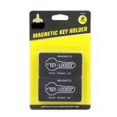 24 of 2 PACK MAGNETIC KEY HOLDER