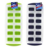 12 of JUMBO CUBE SILICONE ICE TRAY
