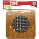 24 of Bamboo Heat Pad Square Shape